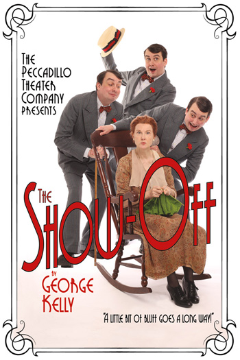 The Show-Off by George Kelly
